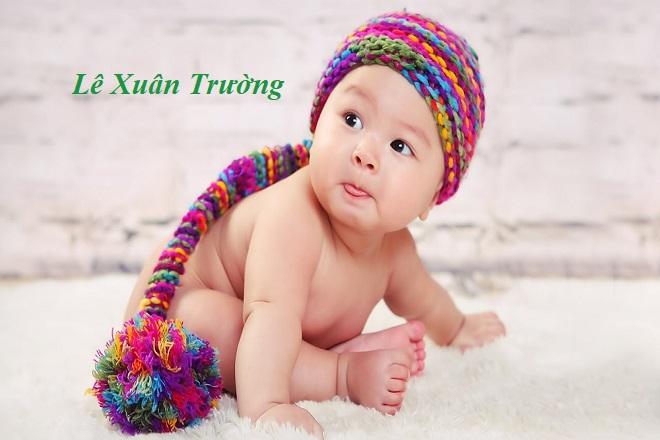 bè trai tên Lê Xuân Trường