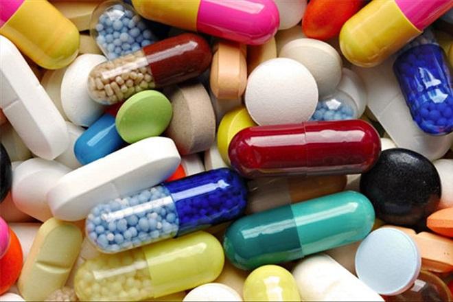 các loại thuốc kháng sinh