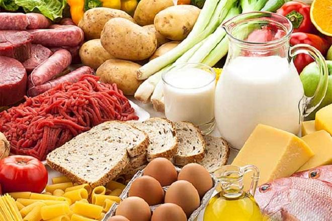 cân bằng dinh dưỡng để có nhiều sữa sau sinh