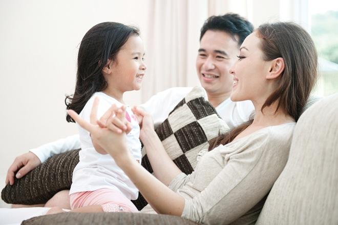 gia đình kế hoạch hóa