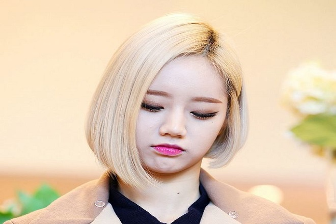 Kiểu tóc bất cân xứng