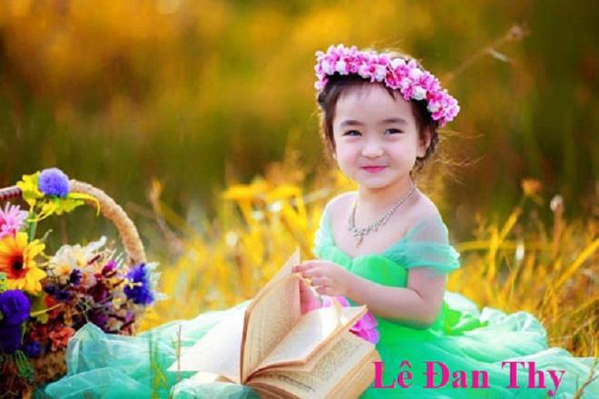 Bé gái tên Lê Đan Thy