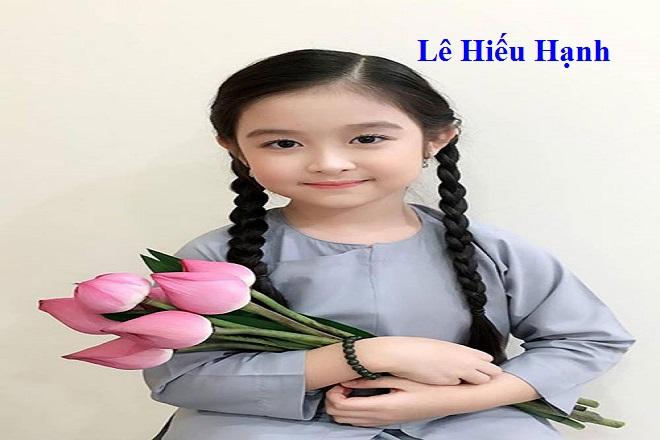 bé gái tên Lê Hiếu Hạnh