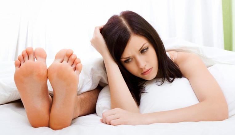 phụ nữ có thể bị giảm ham muốn tình dục sau sinh