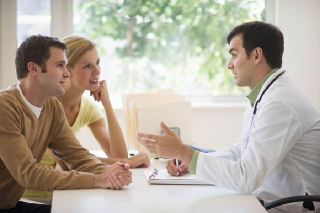 Hãy nhờ tư vấn thêm với các bác sĩ
