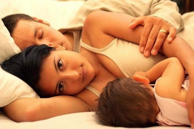nên chú ý đến thời điểm quan hệ sau sinh