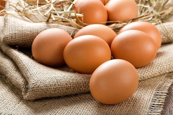 Trứng gà có tác dụng giảm cân