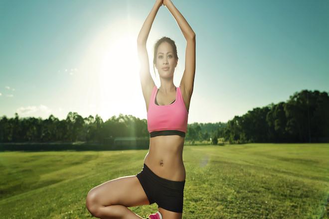vận động thường xuyên giúp điều hòa nội tiết tố