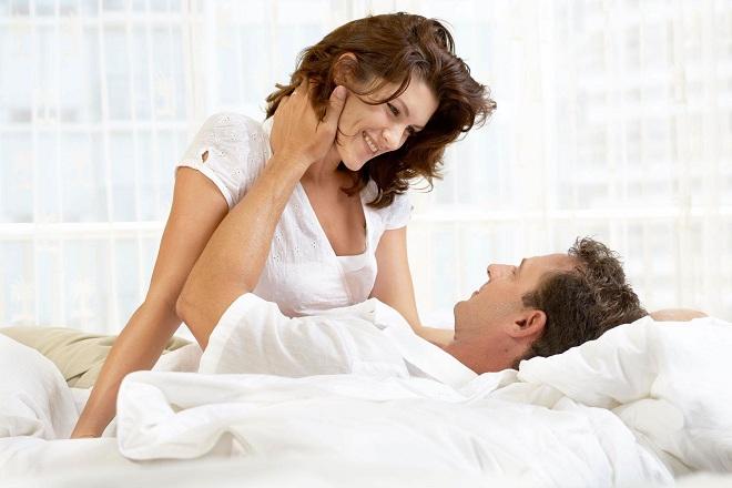 vợ chồng quan hệ nhẹ nhàng