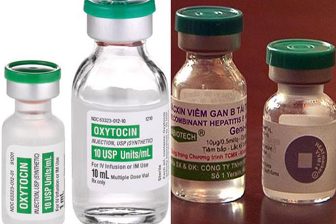 Một số vacxin chuyên dùng cho trẻ sơ sinh