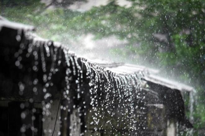 Thời tiết bước sang mùa mưa