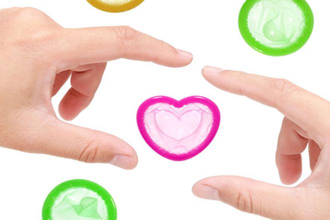 Bao cao su tránh thai hiệu quả