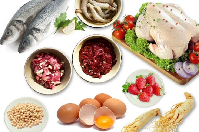 Cung cấp cho trẻ chế độ ăn uống đầy đủ dưỡng chất