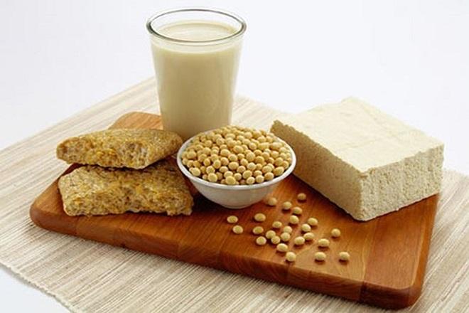 Các sản phẩm chế biến đậu nành