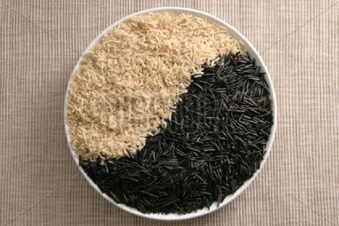 gạo lứt vừng đen