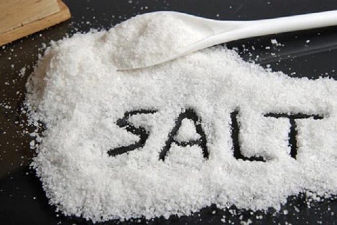 giảm cân bằng muối