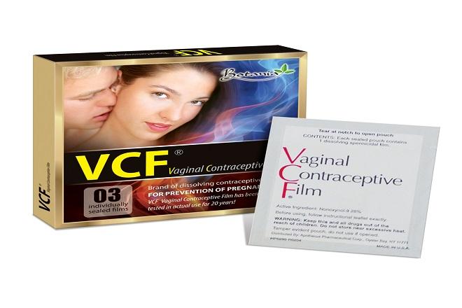 phim ngừa thai VCF