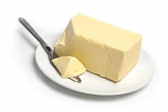 miếng bơ lạt