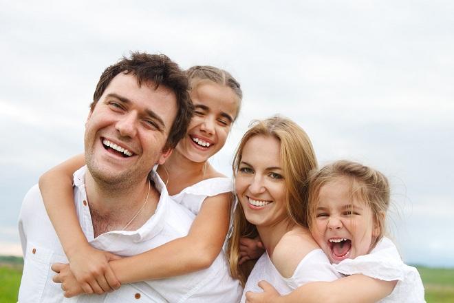 Mô hình gia đình hạnh phúc