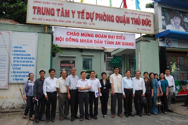 Các Trung tâm Y tế dự phòng