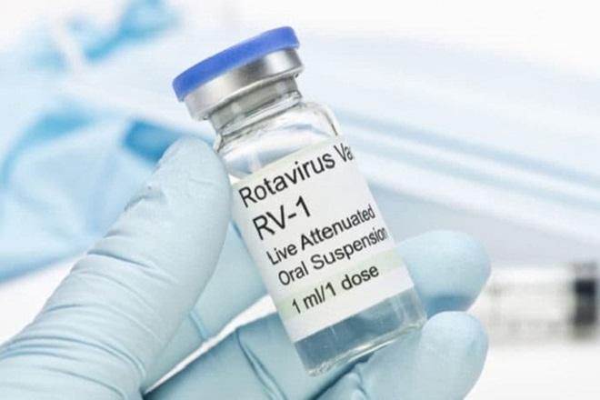 vacxin phòng tiêu chảy rotavirus