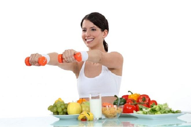 ăn uống đầy đủ và luyện tập hợp lý