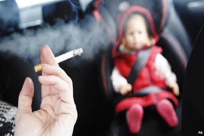 Môi trường có khói thuốc