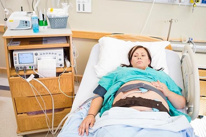 cách đo sức khỏe thai nhi nonstress test