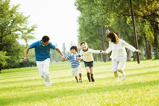 Gia đình chỉ nên có từ 1 đến hai con