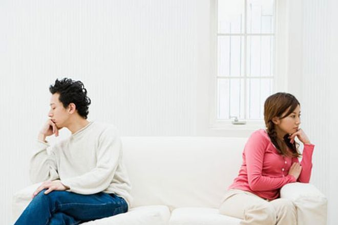 vợ chồng giận nhau
