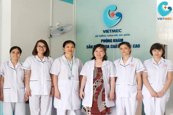Phòng khám sản phụ khoa Vietmec