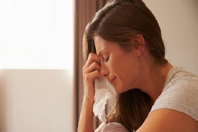 mẹ đơn thân nuôi con nhỏ có nhiều nỗi buồn