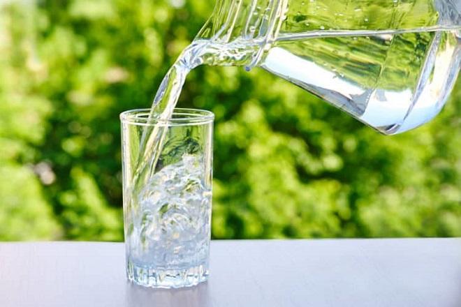 nước lọc tinh khiết