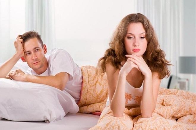 phụ nữ giảm ham muốn khi mới mang thai