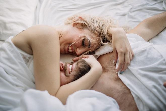 Tôn trọng cảm giác của người mẹ khi quan hệ