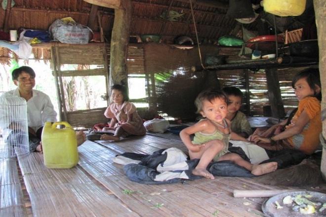 Kế hoạch hóa giúp giảm thiểu được tình trạng nghèo đói