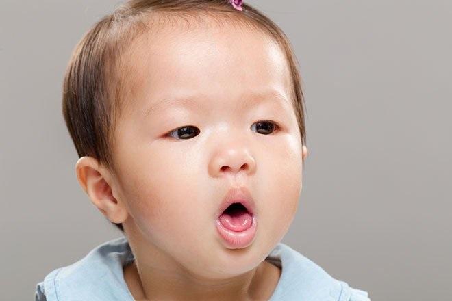 Trẻ sơ sinh bị viêm tiểu phế quản