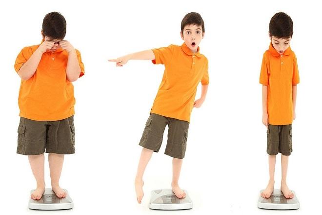 Trẻ có thể bị còi xương