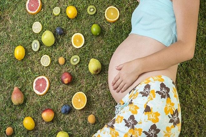 vitamin c cho bà bầu ăn gì 2 tháng cuối