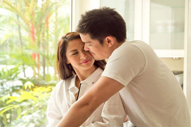 vợ chồng sống hạnh phúc
