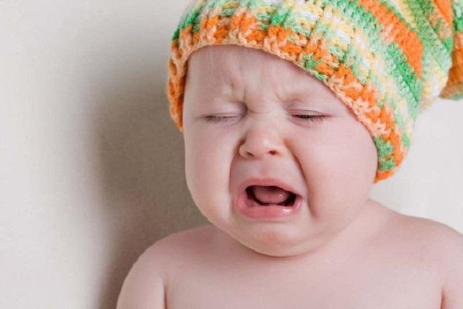 bé sơ sinh 2 tháng tuổi bị ho
