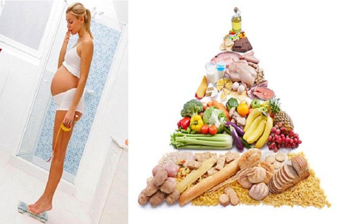 mang thai tuần thứ 28 nên ăn gì