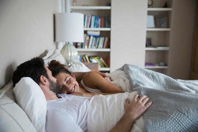 quan hệ tình dục có thể khiến bạn ngủ ngon hơn