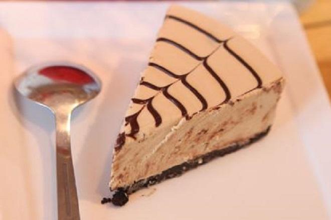công thức làm cheesecake cappuccino kiểu ý