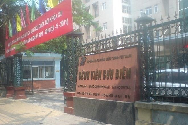 Bệnh viện Bưu Điện tại Hà Nội
