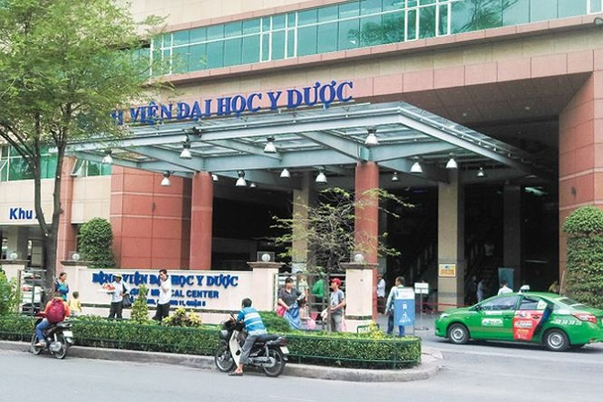 Bệnh viện ĐH Y Dược Thành phố Hồ Chí Minh