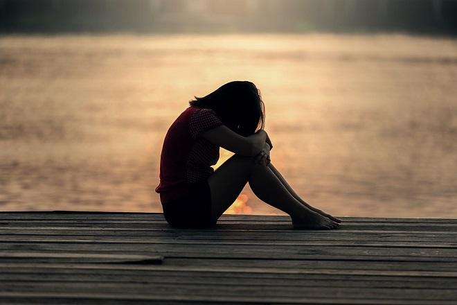 cô gái tuyệt vọng