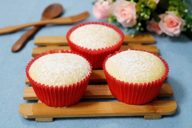 công thức làm bánh cupcake ngon
