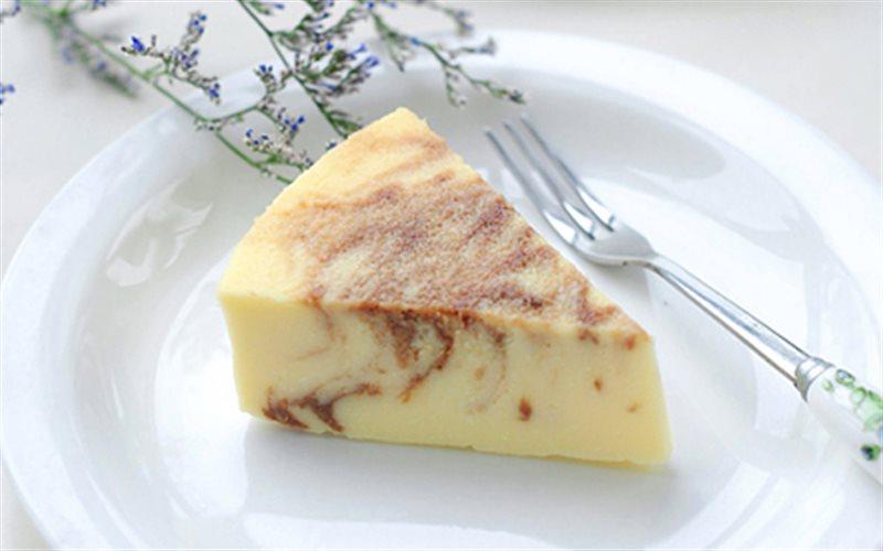 công thức làm cheesecake cà phê