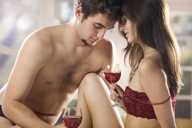 đàn ông nghĩ gì khi hôn vùng kín phụ nữ